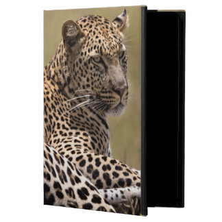Africa, Tanzania, Serengeti. Leopard iPad Air Cover