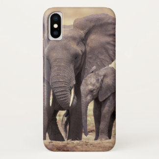 Africa, Tanzania, Tarangire National Park. 2 iPhone X Case