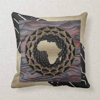 Africa The Land Of Royalty Throw Pillow
