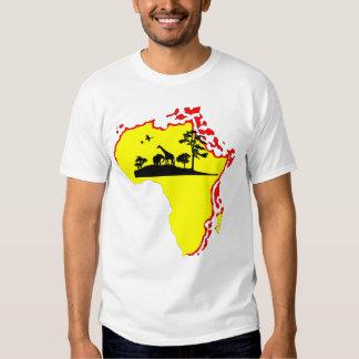 africa tshirts