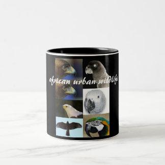 africa urban wildlife coffee mugs
