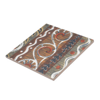Africa Vintage Traditional Customize Product Tile