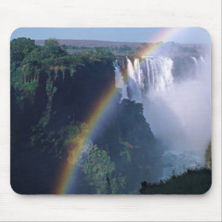 Africa, Zimbabwe. Victoria Falls Mouse Pad