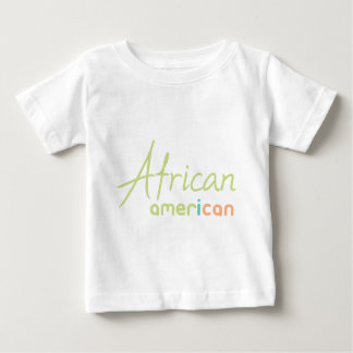African American Baby T-Shirt