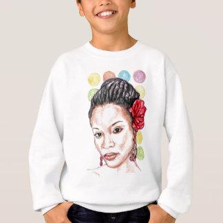 African American Beauty Sweatshirt
