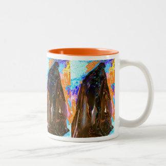 """""""African American"""" Black Hercules coffee mug"""