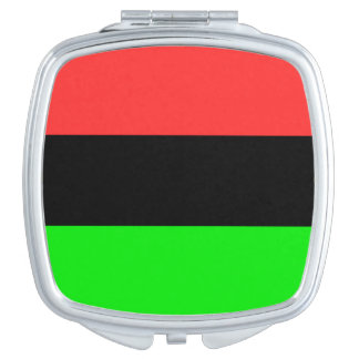 African American Flag Mirror For Makeup