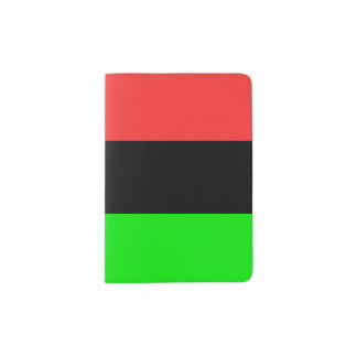 African American Flag Passport Holder
