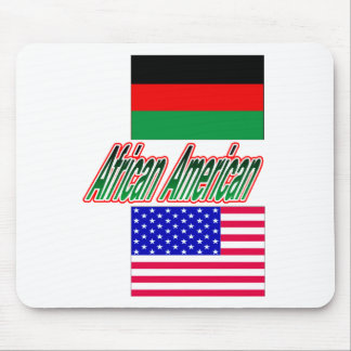 african american merchandise mouse pad