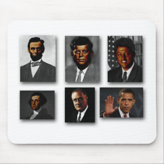 African American Presidents of the United States Mouse Pad