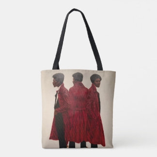 African American street characters Tote Bag