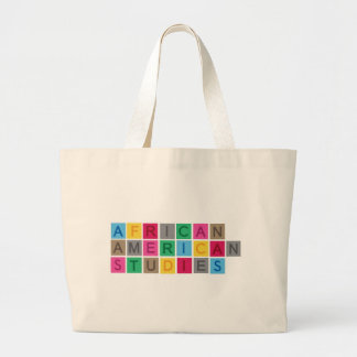 African American Studies Large Tote Bag