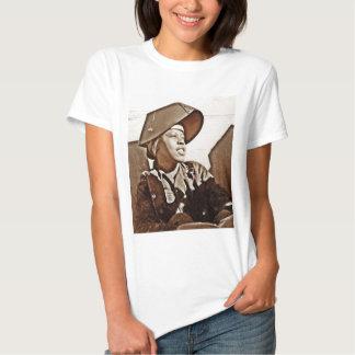African American Women Patriots T-shirts