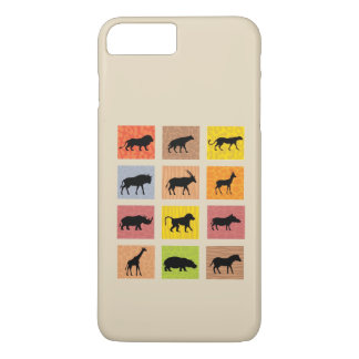 African Animals iPhone case