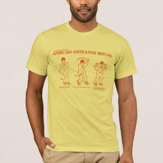 African Anteater Ritual T-Shirt