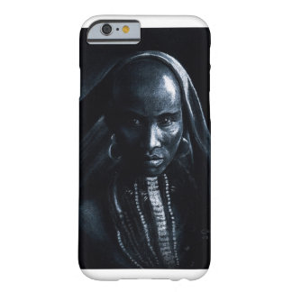 African Barely There iPhone 6 Case