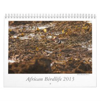 African Birdlife Calendar