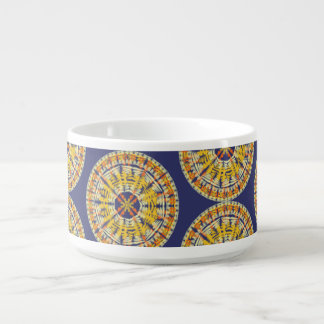 African Boho Collection - Blue Sunday Bowl