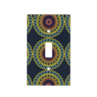 African Boho Collection - Light Shine Light Switch Cover