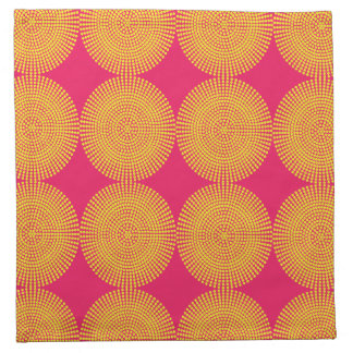 African Boho Collection Napkin