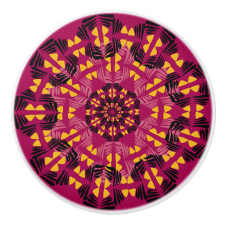 African Boho Collection - Pink Knob
