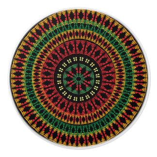 African Boho Collection- Pride Ceramic Knob