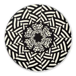 African Boho Collection - Safari Ceramic Knob