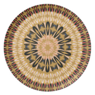 African Boho Collection - The Plains Plates