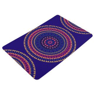 African Boho Floor Mat
