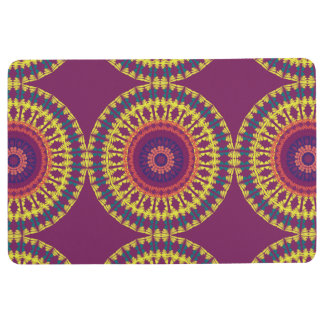 African Boho - Royalty Floor Mat