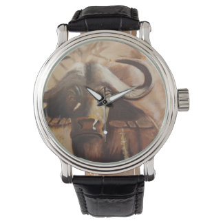 African Buffalo Watch. Watch