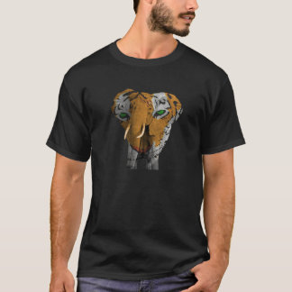 African Bush Elephant (2).png T-Shirt