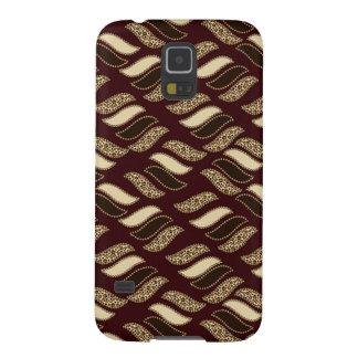 African cheetah skin pattern galaxy s5 covers