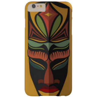 African Colorful Mask Barely There iPhone 6 Plus Case
