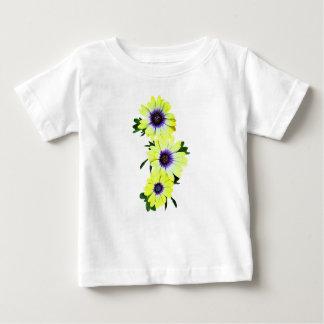 African Daisies Lemon Symphony Baby T-Shirt