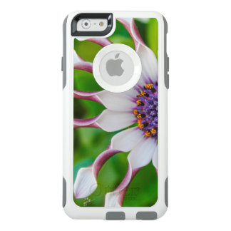 African Daisy Otterbox Commuter Phone Case, White OtterBox iPhone 6/6s Case