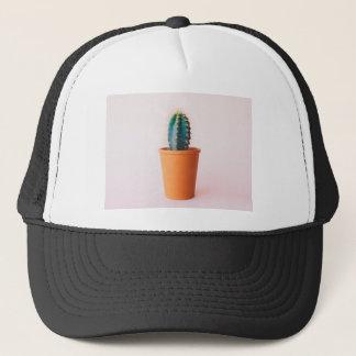 african-daisy trucker hat