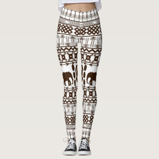 African Design Leggings