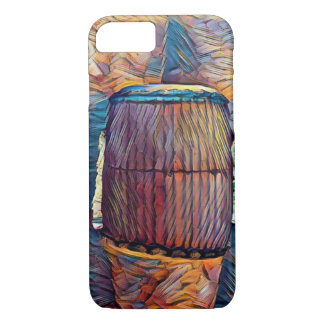 African Drum Cell Phone Cover