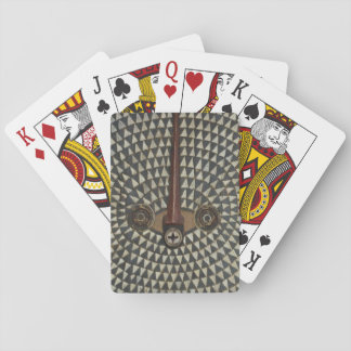 African Elements Playing Cards I