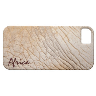 African Elephant Hide Faux Leather Phone Case