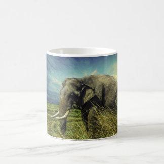African Elephant Mug
