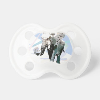 African elephant pacifier