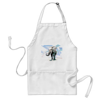 African elephant standard apron