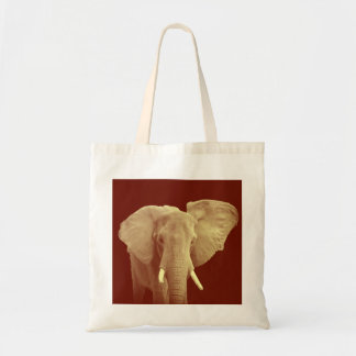 African Elephant - Tote Bag