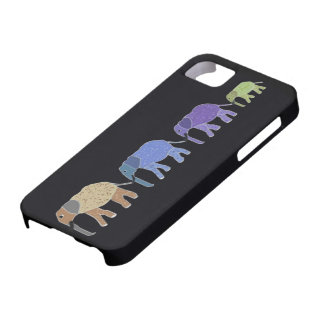 African Elephants IPhone 5 Case