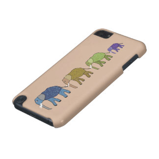 African Elephants iPod Touch 5G Case