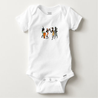 African Ethnic Native tribal design Baby Onesie