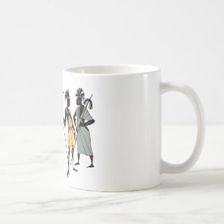 African Ethnic Native tribal design Coffee Mug