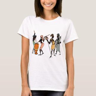 African Ethnic Native tribal design T-Shirt
